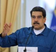 مادورو والولايات المتحدة