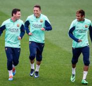 مدرب برشلونة الجديد
