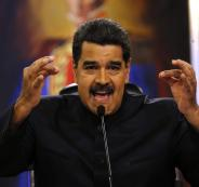 رئيس فنزويلا: قرار ترامب يهدد استقرار الشرق الأوسط