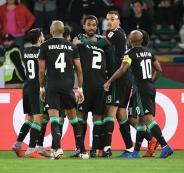 تأهل الامارات في كأس امم آسيا