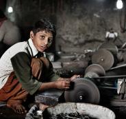 4% من الأطفال في فلسطين يعملون بأجر يومي 56 شيقل
