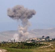 مقتل مدنيين في ادلب