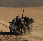 ضابط إسرائيلي: داعش لا تجرؤ مهاجمتنا