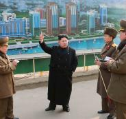 العلماء الكوريين الشماليين