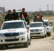 حماس وانفاق غزة