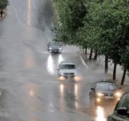 الامطار في الاردن