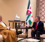 الاردن وسلطنة عمان