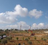 هدم وتجريف في القدس