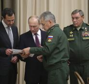 روسيا وسوريا والاسد