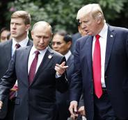 ترامب وتهنئة بوتين بفوزه بالانتخابات الرئاسية