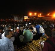 اعتقال 98 عاملا داخل أراضي 48 بحجة عدم حيازة تصاريح