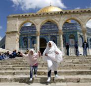 الصلاة في الأقصى اول ايام عيد الأضحى المبارك