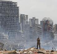 الامارات وانفجار بيروت