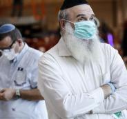 اصابات بفيروس كورونا في اسرائيل