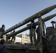 صاروخ حماس الجديد