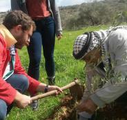 مساعدات من الاتحاد الاوروبي للمزارعين الفلسطينين