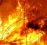 حرائق في مكة المكرمة