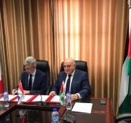 فرنسا تدعم ميزانية دولة فلسطين بقيمة 8 مليون يورو
