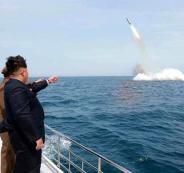 رغم رفض العالم.. كوريا الشمالية تطلق قذيفة جديدة