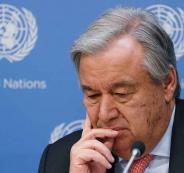 أمين عام الامم المتحدة