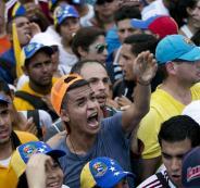 الفلسطينيون في فنزويلا