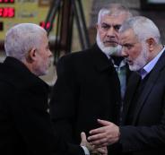 حماس وصفقة القرن واسرائيل
