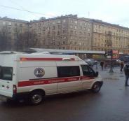 10 إصابات جراء انفجار بمركز تجاري في سانت بطرسبرغ الروسية