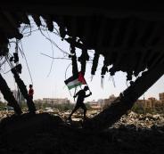 44% من الاسرائيليين يعتقدون بأن حماس انتصرت على اسرائيل
