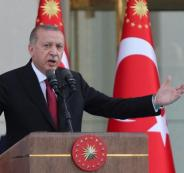 الرئاسة التركية وفلسطين