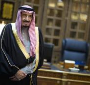 العاهل السعودي: نسنتكر ونأسف القرار الأميركي بشأن القدس
