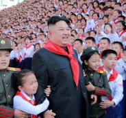 فلسطين والزعيم الكوري الشمالي