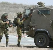 اصابات في مواجهات مع الاحتلال بالضفة الغربية
