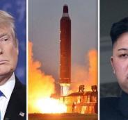 الزعيم الكوري الشمالي والصواريخ