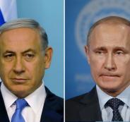 نتنياهو واسقاط الطائرة الروسية في سوريا