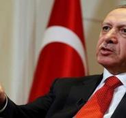 أردوغان نحتاج دعم دول الخليج