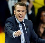 ماكرون: فرنسا لا تؤيد قرار ترامب.. إنه قرار مؤسف!