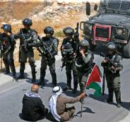 الضم واسرائيل والضفة الغربية