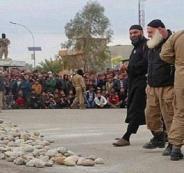 اطلاق سراح سفاح داعش في الموصل