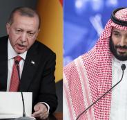 السعودية والدولة العثمانية