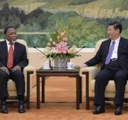 الرئيس الصيني وأفريقيا