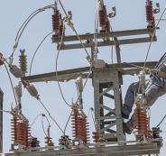 قطع الكهرباء عن الضفة الغربية