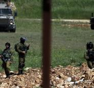 مصادر اراضي فلسطينية في بيت لحم