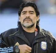 مارادونا والمنتخب الارجنتيني