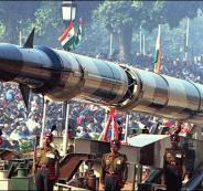 قصف متبادل بين الهند وباكستان