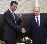 بوتين: زرت سوريا بعد هزيمة الإرهاب فيها