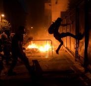 تجدد التظاهرات بين الجيش واللبنانيين