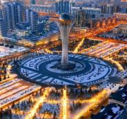 الديون في كازخستان