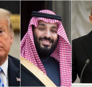 ترامب وروسيا والسعودية