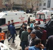 اصابات في انفجار بتركيا