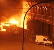 هجمات لداعش في بوركينا فاسو